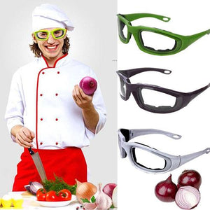 Onion Chopping Goggles