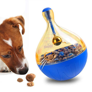 Pet Food Dispensing Toy
