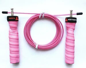 Anvil Aesthetics S1 Pink Speed Jump Rope