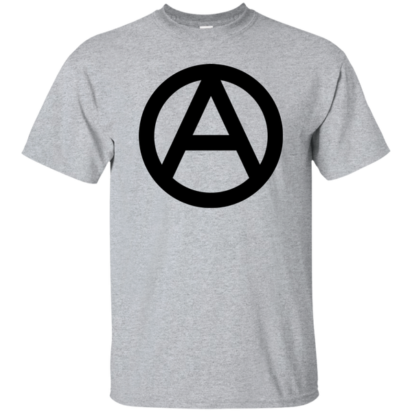 Anarchy T-Shirt (Black Print)
