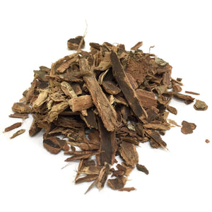 Bayberry Root Bark Cut