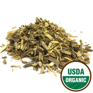 Organic Licorice Root Cut