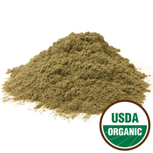 Organic Oat Straw Herb Powder
