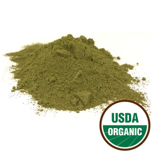 Organic Papaya Leaf Powder