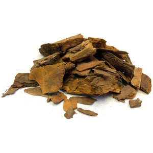 Sassafras Bark Whole