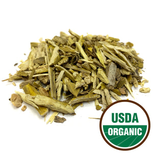 Organic Oregon Grape Root Cut
