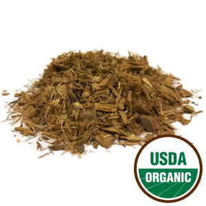 Organic White Willow Bark Cut