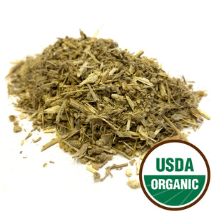 Organic Wormwood Herb Cut