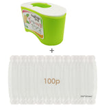 Fingernap Dispenser with 100pcs