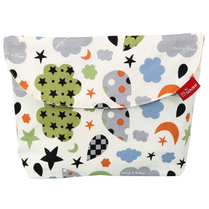 Diaper pouch (Space - Wide)