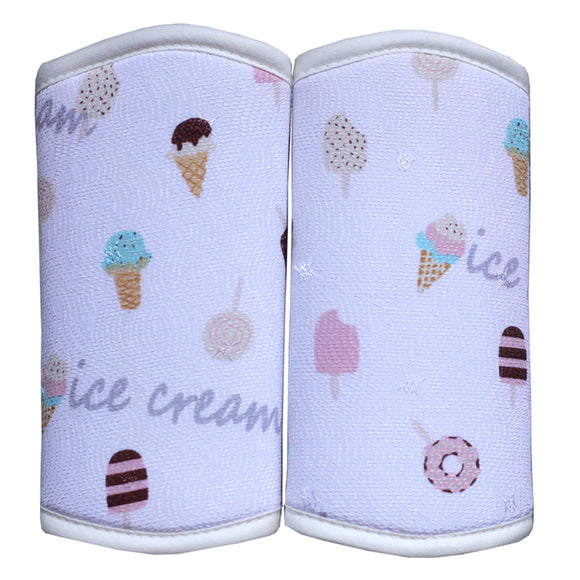 Strap Drool Pads (Ice Cream)