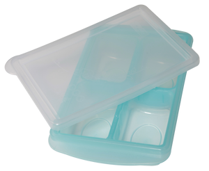"RRE ""Freeze and pop"" Freezing Tray (XL 150g Blue)"