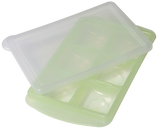 "RRE ""Freeze and pop"" Freezing Tray (Large 45g Green)"