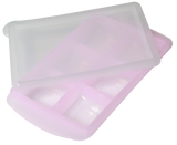 "RRE ""Freeze and pop"" Freezing Tray (Large 45g Pink)"