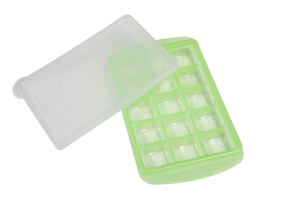 "RRE ""Freeze and pop"" Freezing Tray (Medium 15g Green)"