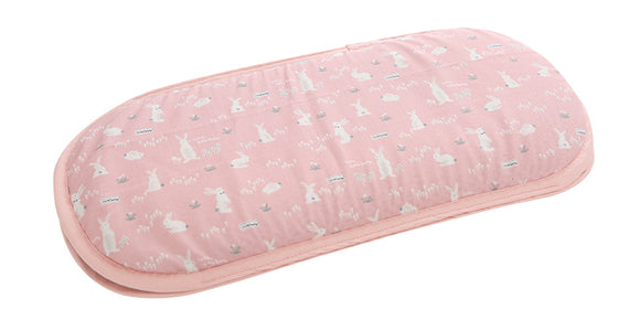 3D Air Mesh Tunnel Pillow - Rabbit Pink