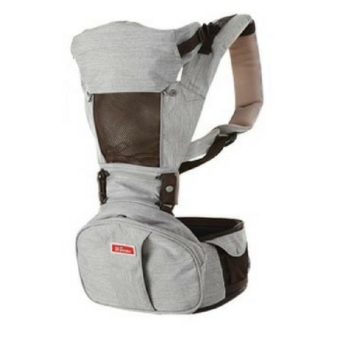 S-series Hipseat (Silver Grey)
