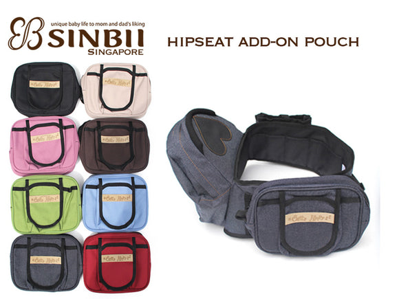 SINBII Hipseat Add-on Pouch
