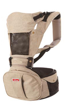 S-series Hipseat (Oatmeal Beige)