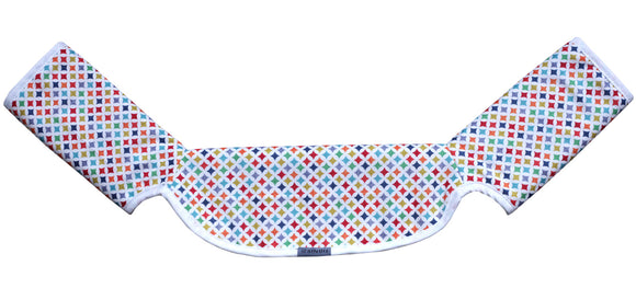 One-piece Drool Pad (Diamond)