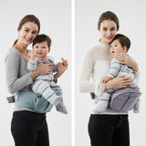 SINBII 6-in-1 Baby Carrier - Organic Series (Full Set)