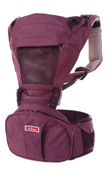 S-series Hipseat (Violet Purple)
