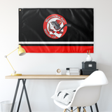 Waterloo Dek Rats Flag
