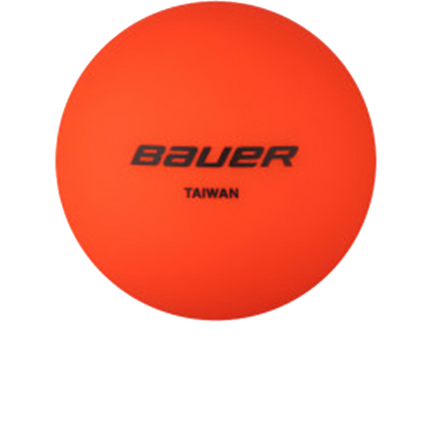 Bauer No Bounce Ball