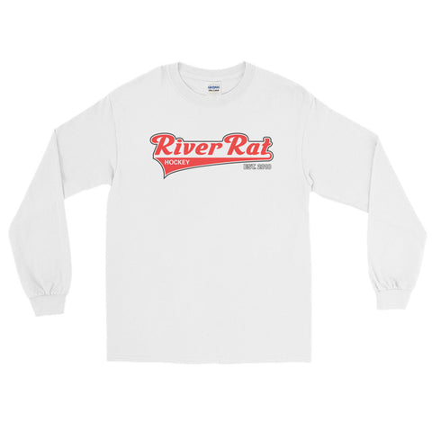 River Rat Hockey Long Sleeve T-Shirt