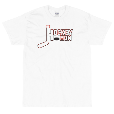 Hockey Mom Short-Sleeve T-Shirt