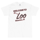 Welcome to the Loo Hockey T-Shirt