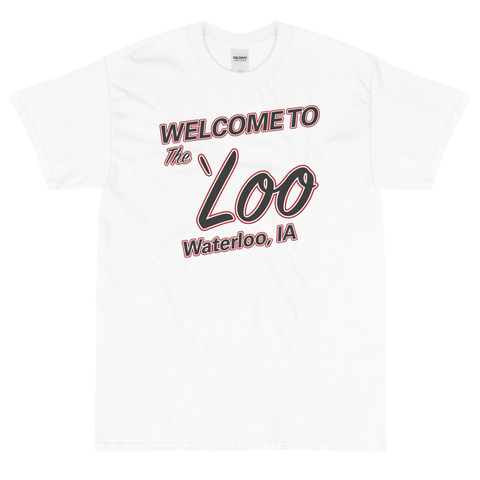 Welcome to the Loo Short-Sleeve T-Shirt