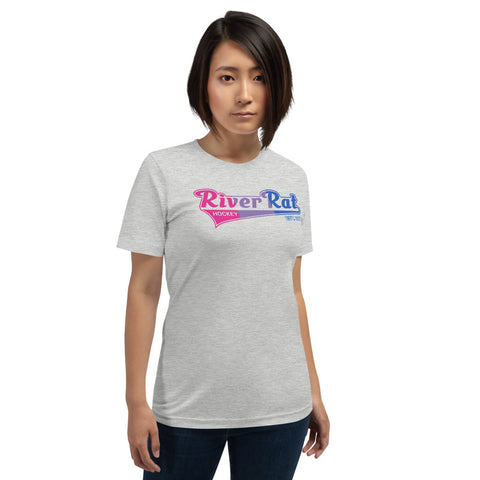 Bisexual Pride Hockey Shirt