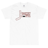 Hockey Grandpa Short-Sleeve T-Shirt