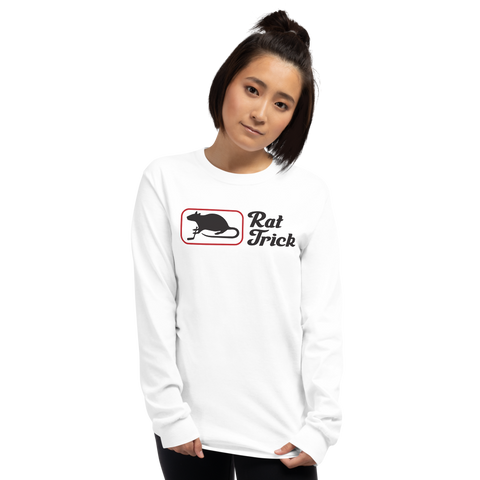 Rat Trick Long Sleeve T-Shirt