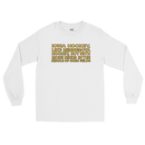 Iowa Hockey Long Sleeve T-Shirt