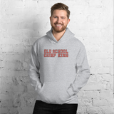 Old School Chirp King Hooded Sweatshirt
