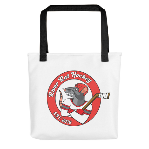 Jeff the River Rat Tote bag