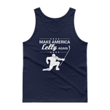 Make America Celly Again Hockey Tank top
