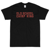 Old School Chirp King Hockey T-Shirt