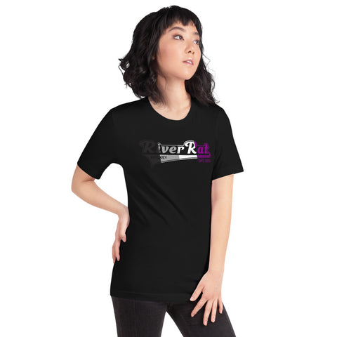 Asexual Pride Hockey Shirt