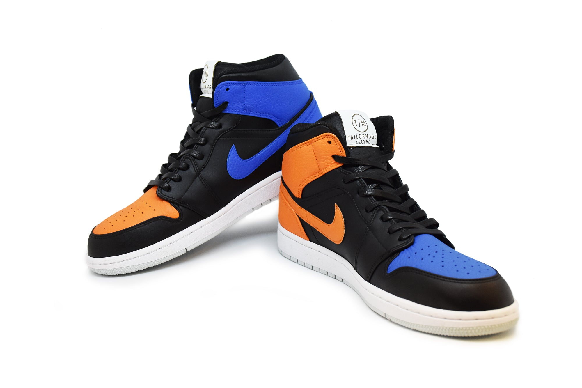 "timeless design ad660 84be5 Air Jordan 1 ""Top 3 Shattered Backboard"" by TailorMade Customs"