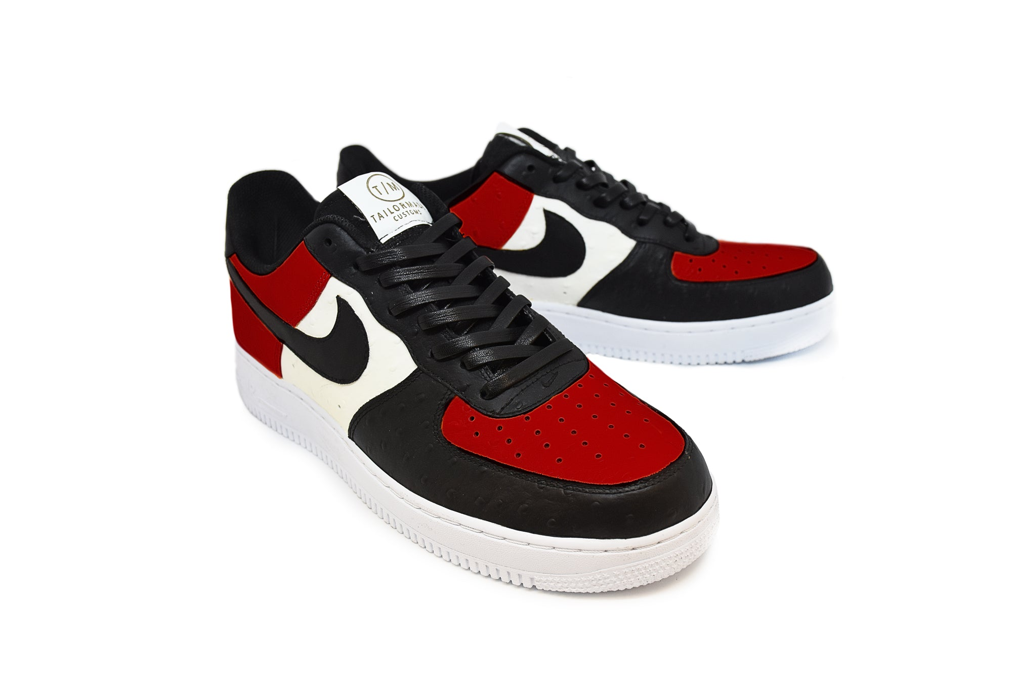 sports shoes b4b18 143a5 Ostrich Air Force 1 Low