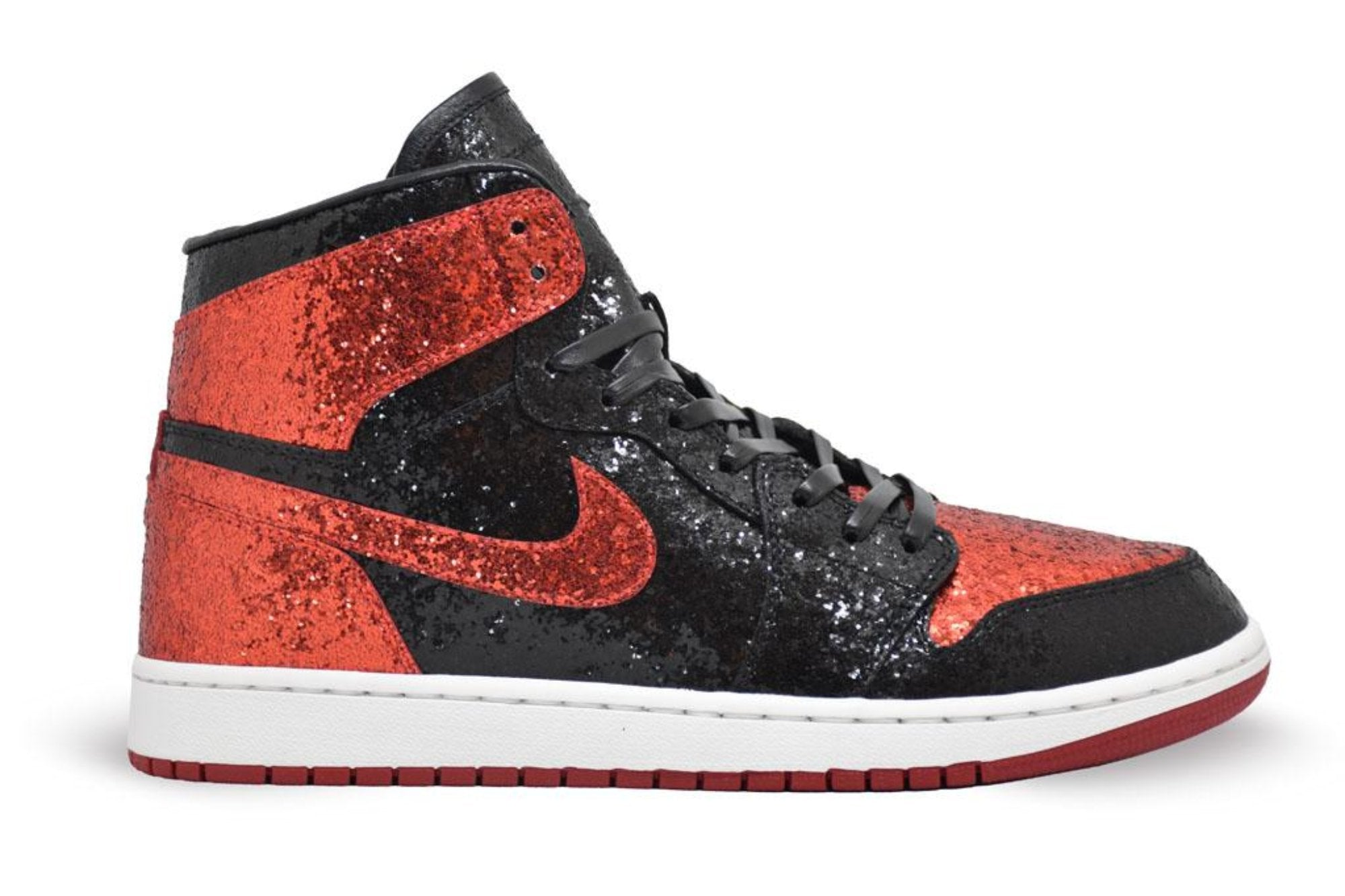 best cheap 3f781 40a65 Glitter Jordan 1