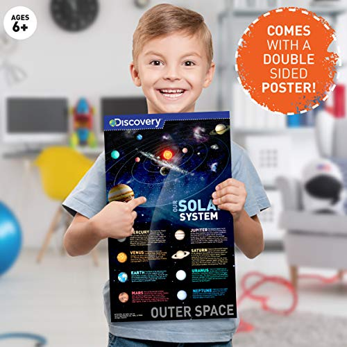 Planetarium Projector for Children with Rotating Stars