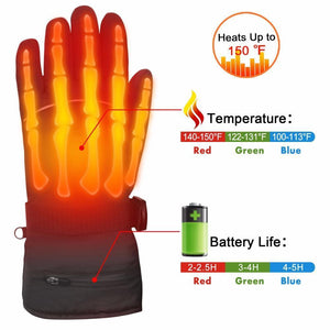 Inferno Gloves (Electric / Heated Gloves)