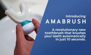 Amabrush™ - The Auto Electric Toothbrush