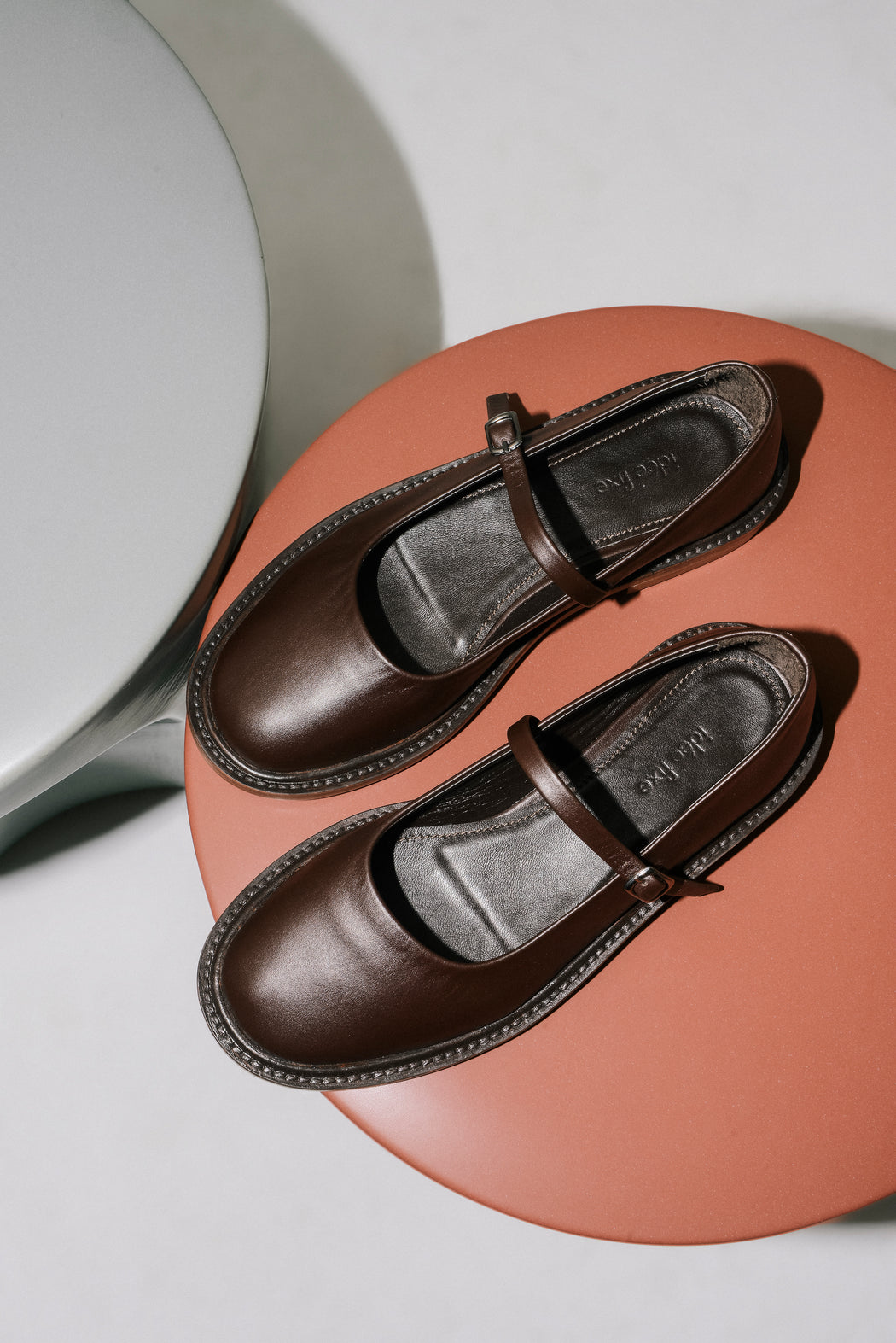 Mary Anne Flats | Dark choc