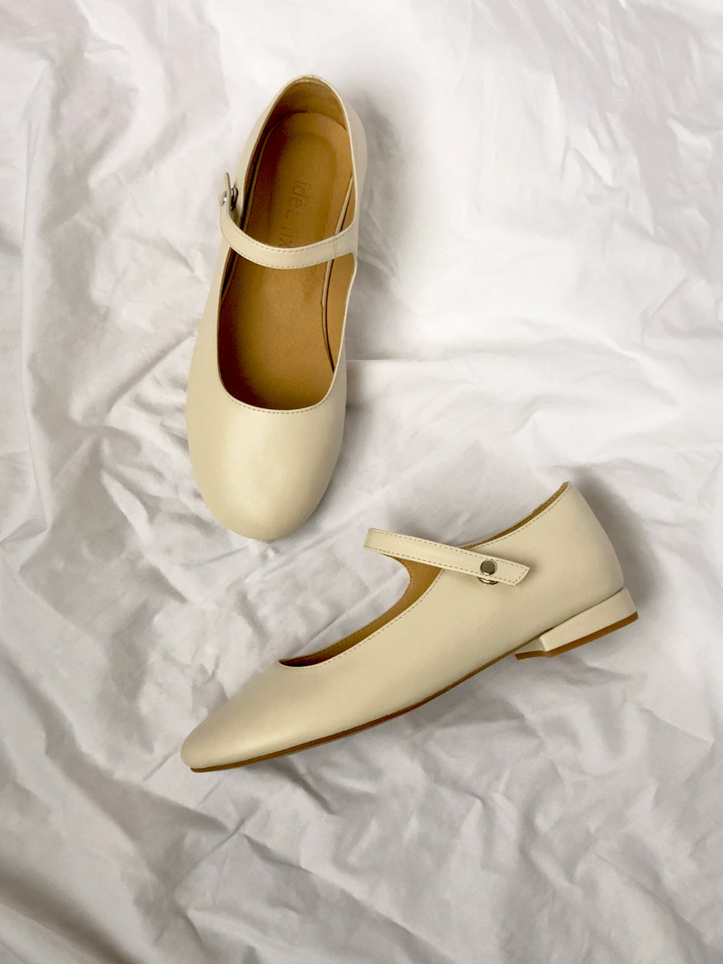 Mary Janes | Soft creme