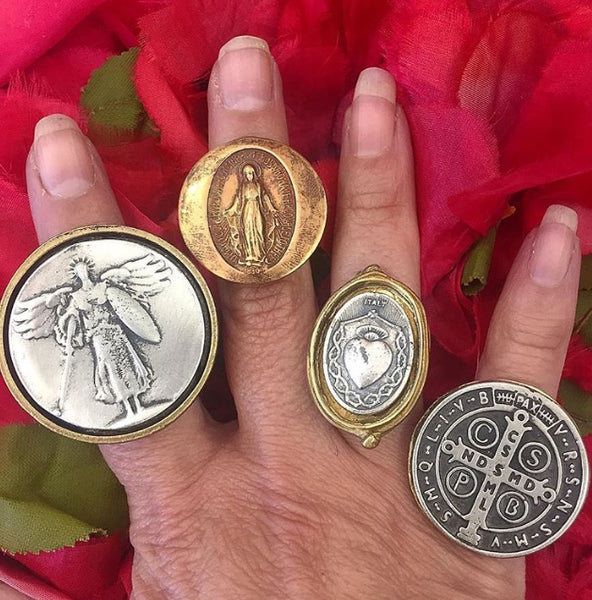 NEW RINGS FOR SPRING!